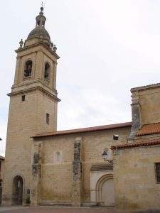 parroquia de nuestra senora de la asuncion berantevilla