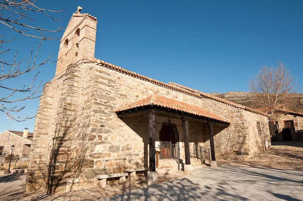 parroquia de nuestra senora de la asuncion berzosa del lozoya