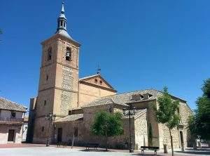 parroquia de nuestra senora de la asuncion borox