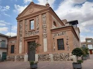 parroquia de nuestra senora de la asuncion calzada de calatrava