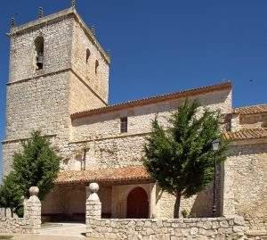 parroquia de nuestra senora de la asuncion canalejas de penafiel