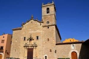 parroquia de nuestra senora de la asuncion castellfort
