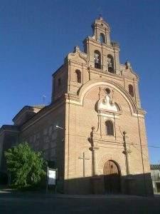 parroquia de nuestra senora de la asuncion castrejon de trabancos
