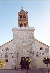 parroquia de nuestra senora de la asuncion castro del rio