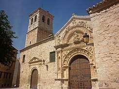 Parroquia de Nuestra Señora de la Asunción (Corral de Almaguer)