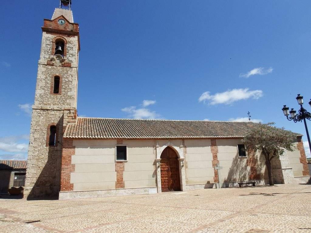 parroquia de nuestra senora de la asuncion corral de calatrava