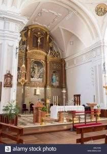 parroquia de nuestra senora de la asuncion daganzo de arriba