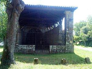 parroquia de nuestra senora de la asuncion de idibalzaga errigoiti