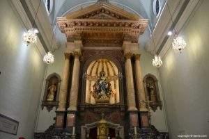 parroquia de nuestra senora de la asuncion denia