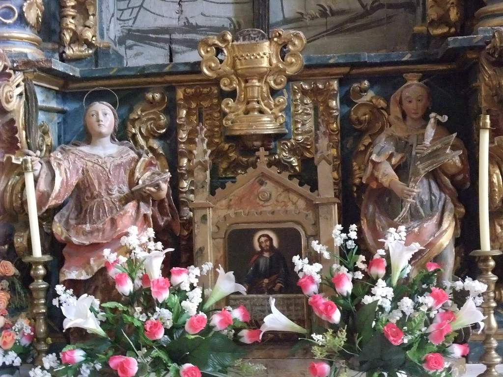 parroquia de nuestra senora de la asuncion echavarri