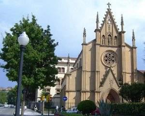 parroquia de nuestra senora de la asuncion el bibio gijon