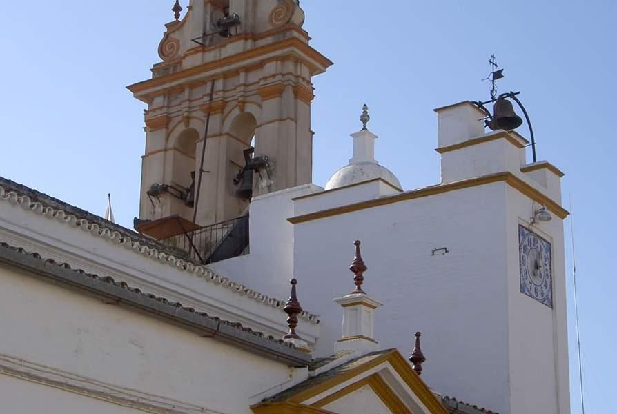parroquia de nuestra senora de la asuncion espartinas