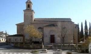 parroquia de nuestra senora de la asuncion esquivias