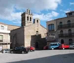 Parroquia de Nuestra Señora de la Asunción (Fermoselle)