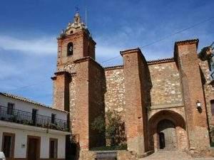 parroquia de nuestra senora de la asuncion fuenlabrada de los montes