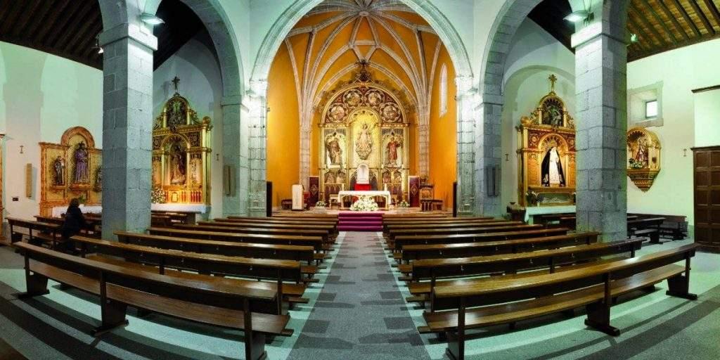 parroquia de nuestra senora de la asuncion galapagar