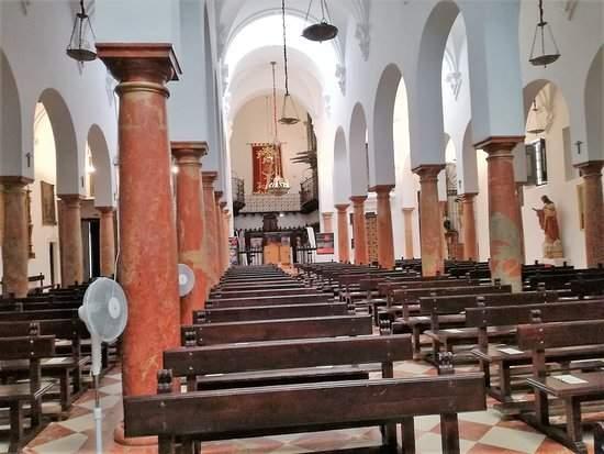parroquia de nuestra senora de la asuncion gibralgalia