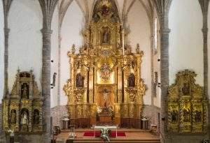 parroquia de nuestra senora de la asuncion goizueta