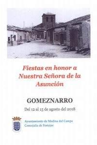 parroquia de nuestra senora de la asuncion gomeznarro