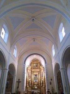parroquia de nuestra senora de la asuncion guijuelo