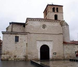 parroquia de nuestra senora de la asuncion herrera de duero