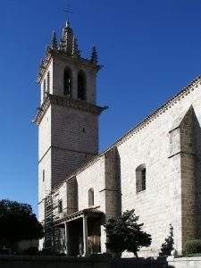 parroquia de nuestra senora de la asuncion honcalada