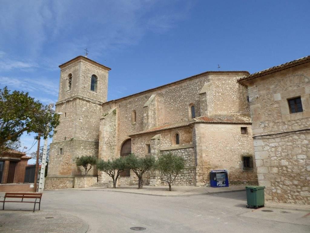 parroquia de nuestra senora de la asuncion la alberca