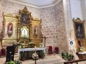 parroquia de nuestra senora de la asuncion la estrella