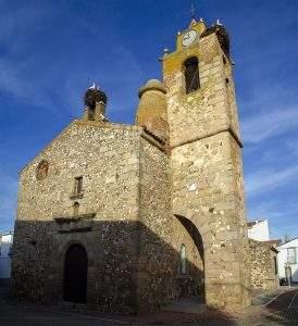 parroquia de nuestra senora de la asuncion la nava de santiago