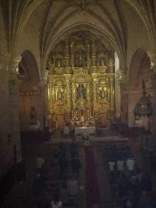 parroquia de nuestra senora de la asuncion laguna de cameros