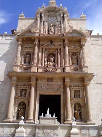 parroquia de nuestra senora de la asuncion lliria