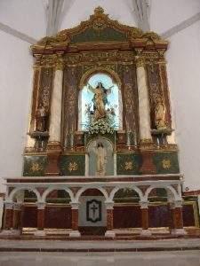 parroquia de nuestra senora de la asuncion lobon