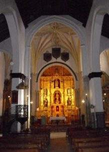 parroquia de nuestra senora de la asuncion lora del rio