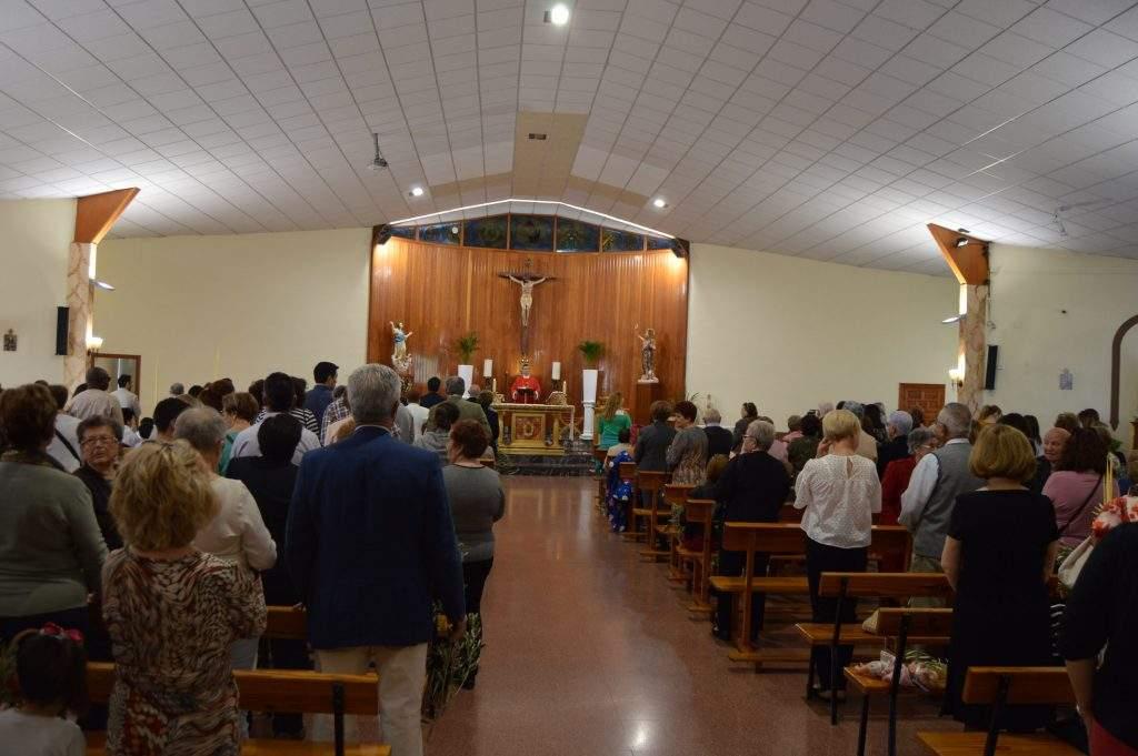parroquia de nuestra senora de la asuncion los pulpites las torres de cotillas