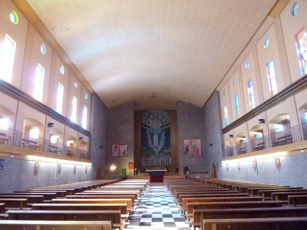 parroquia de nuestra senora de la asuncion madrid
