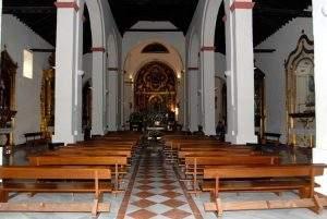parroquia de nuestra senora de la asuncion malaga