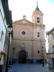 parroquia de nuestra senora de la asuncion maria de huerva