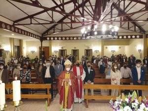 parroquia de nuestra senora de la asuncion martos