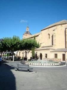 parroquia de nuestra senora de la asuncion miguelturra