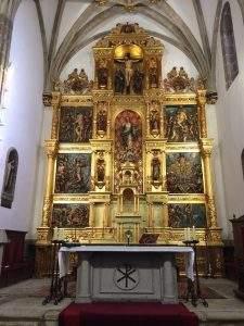 parroquia de nuestra senora de la asuncion miraflores de la sierra