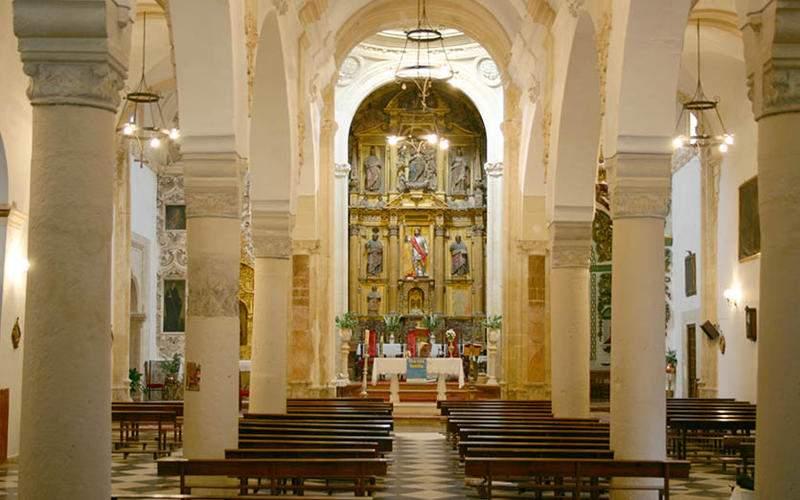 parroquia de nuestra senora de la asuncion montemayor