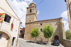 parroquia de nuestra senora de la asuncion monterde de albarracin