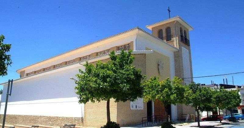 parroquia de nuestra senora de la asuncion montilla