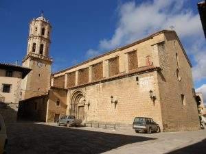 Parroquia de Nuestra Señora de la Asunción (Mosqueruela)