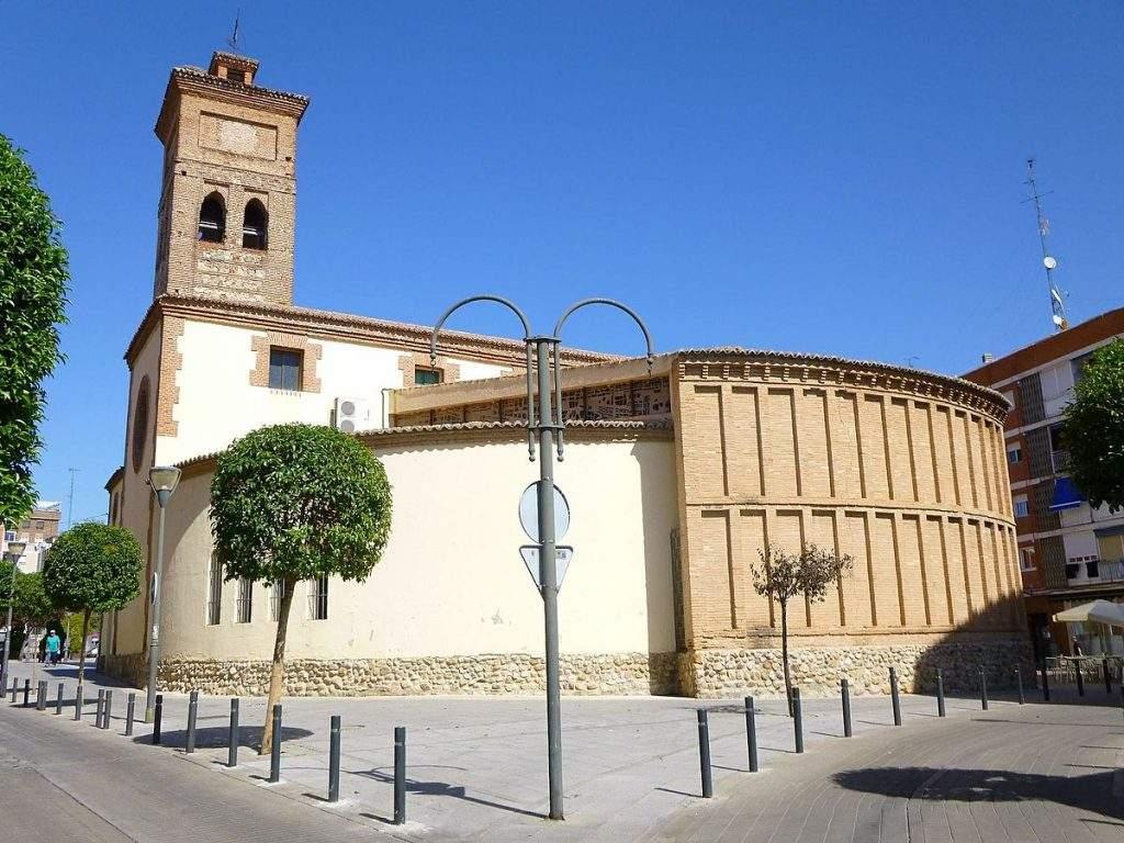 parroquia de nuestra senora de la asuncion mostoles 1