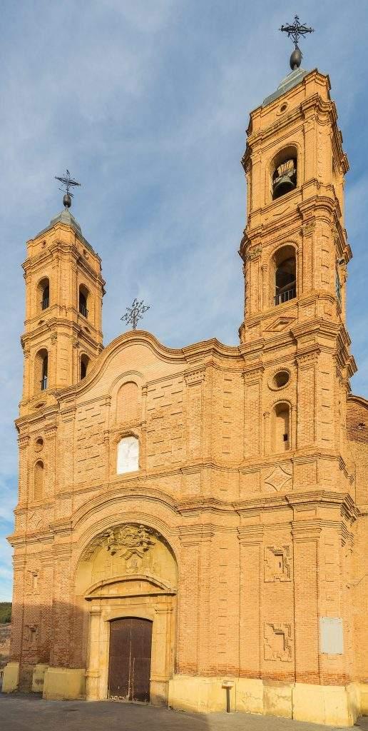 parroquia de nuestra senora de la asuncion munebrega