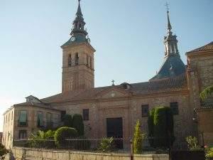 parroquia de nuestra senora de la asuncion navalcarnero