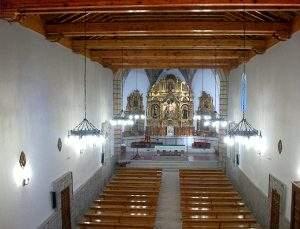 parroquia de nuestra senora de la asuncion navalperal de pinares