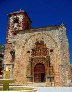 parroquia de nuestra senora de la asuncion orcera
