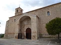 parroquia de nuestra senora de la asuncion osa de la vega